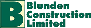Blunden Construction Logo